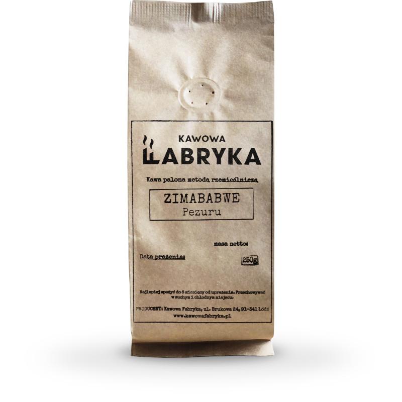 Zimbabwe Pezuru - kawa świeżo palona