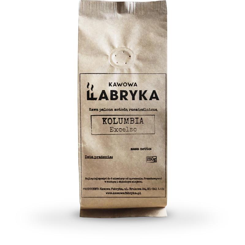 Kolumbia Excelso - kawa świeżo palona